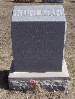 J D Kuhlman