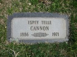 Espey Telle Cannon
