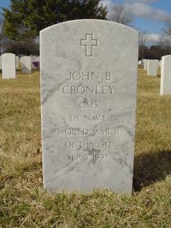 John B Cronley