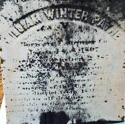 William Winter Payne