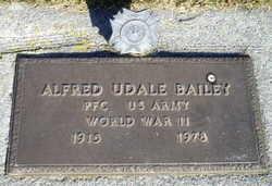 Alfred Udale Duke Bailey