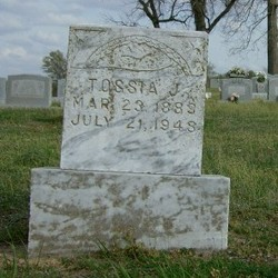 Tossia J. Street