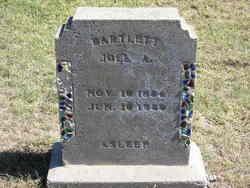 Joel A Bartlett