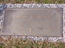 Thelma Jo Scott