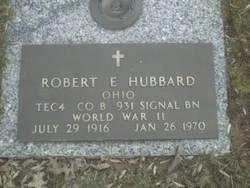 Robert E. Hubbard