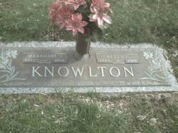 Marshall E. Knowlton