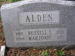 Russell E Alden