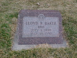 Lloyd Robert Baker