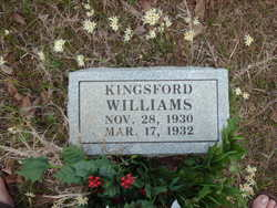 Kingsford Williams