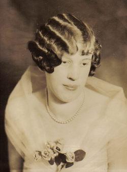 Bertie Alice <i>Burdette</i> Griffitts