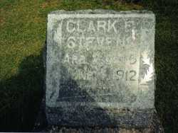 Elijah Clark Stevens