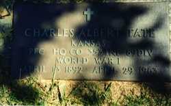 Charles Albert Tate