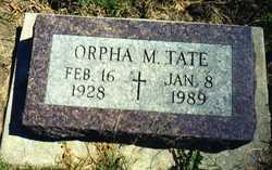 Orpha Marie <i>Hidy</i> Tate