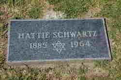 Hattie Schwartz
