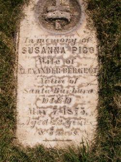 Maria Susana <i>Pico</i> Bergeot