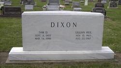 Lillian K <i>Heil</i> Dixon
