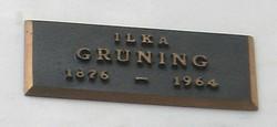 Ilka Gruning