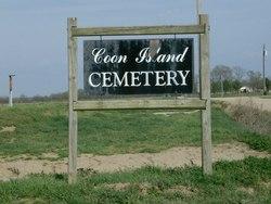 Coon Island Cemetery