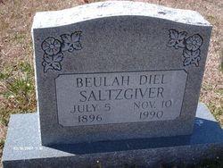 Beulah <i>Diel</i> Saltzgiver