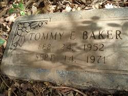 Tommy E. Baker