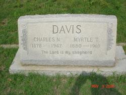 Myrtle Theodocia <i>Moore</i> Davis