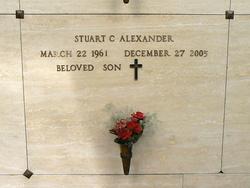 Stuart Charles Alexander