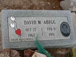 David M Abegg