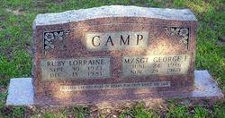 Ruby Lorraine <i>Durnell</i> Camp