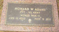 Howard Washington Adams