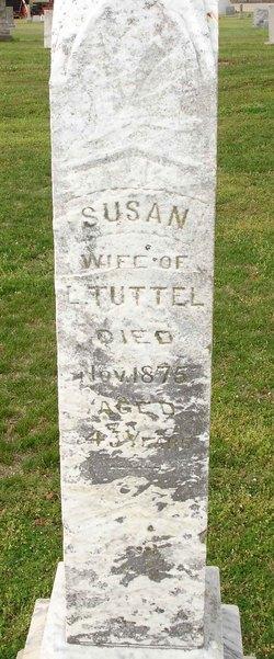 Susan <i>Worthen</i> Tuttel