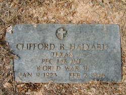 Clifford R. Halyard