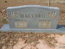 Myrtle May Halyard