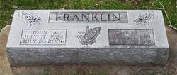 PFC Grover L. Franklin