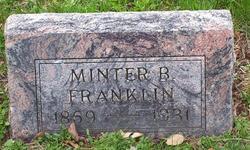 Minter B. Franklin