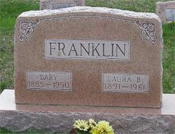 Laura B. <i>Rodgers</i> Franklin