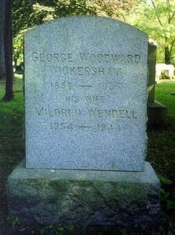 Mildred <i>Wendell</i> Wickersham