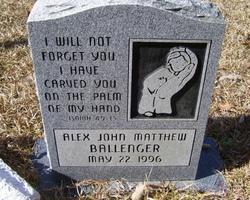 Alex John Matthew Ballenger