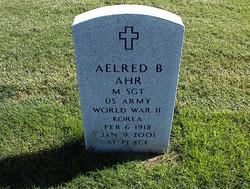 Aelred B Ahr