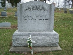 Augusta <i>Zimmer</i> Stafeil
