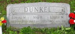 May B <i>Buck</i> Dunkel