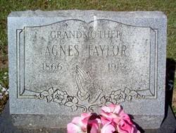 Emily Agnes Maggie <i>Bonds</i> Taylor