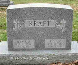 Fred Carl Kraft