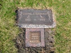 Lester Henry John Ackerman