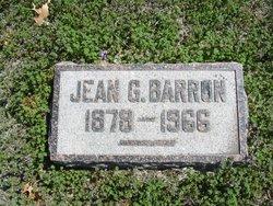 Jean G. Barron