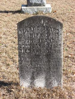 Mary E. Beard