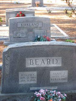 Annie <i>Zeigler</i> Beard