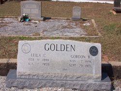 Gordon Bennett Golden