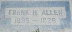 Frank Howard Allen