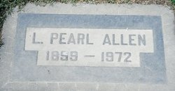 Lela Pearl <i>Gardner</i> Allen