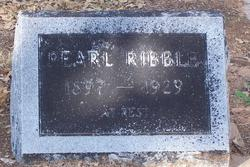 Ina Pearl <i>Gallaher</i> Ribble
